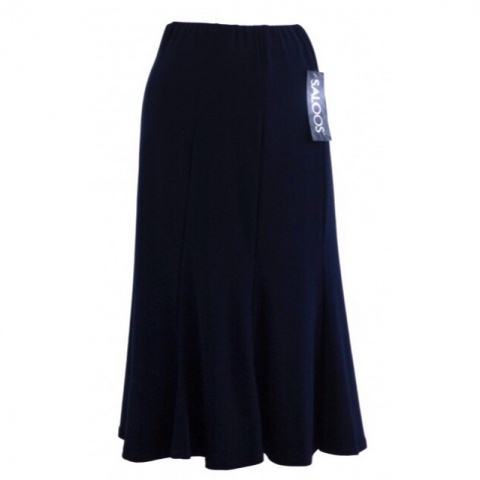 Saloos Navy Skirt
