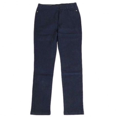 Sugar Crisp Navy Straight Leg Denim Jeans