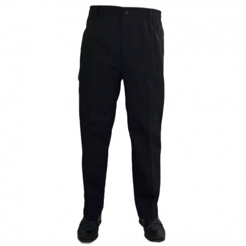 Carabou Black Trousers