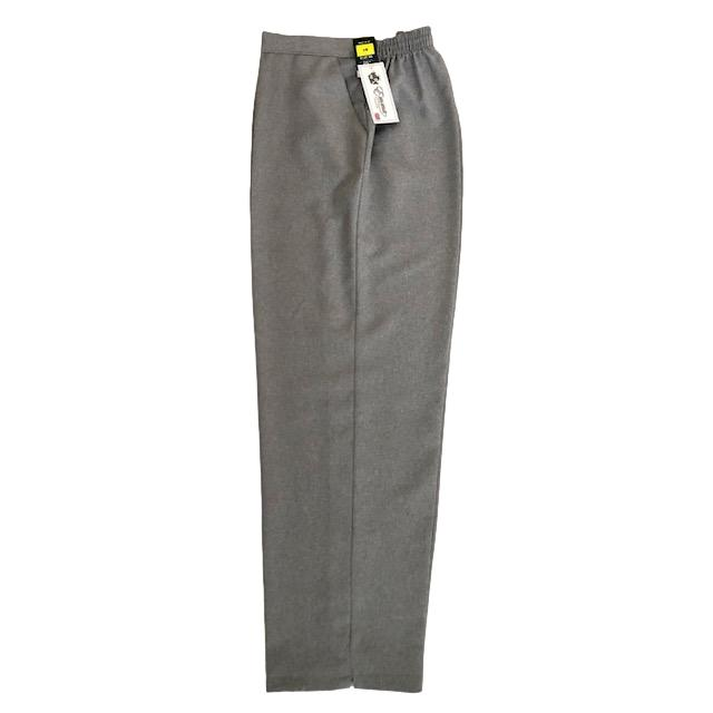 Emma Thin Grey Trousers